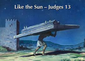 Image result for Judges 13
