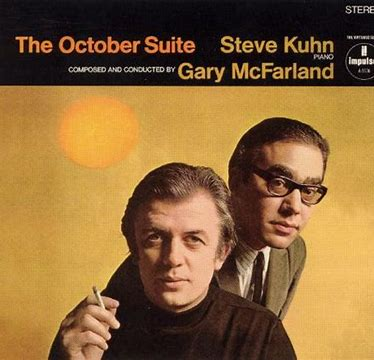 Image result for gary mcfarland october suite