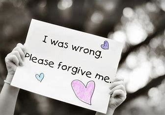 Image result for picture of so sorry