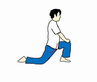 腸腰筋 ストレッチ に対する画像結果