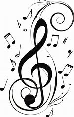 Image result for free picture of music notes