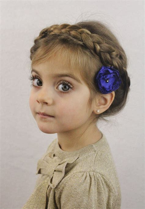 cute christmas party hairstyles for kids hairstyles