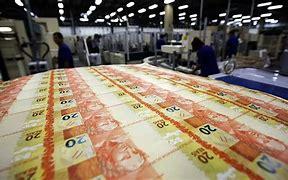 Resultado de imagem para casa da moeda imprimindo dinheiro IGP-M