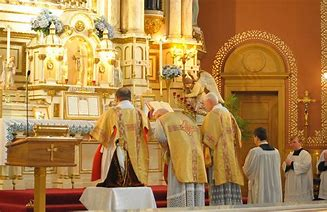 Image result for images catholic high mass