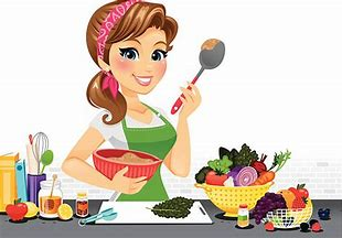 Image result for pic of animated cook
