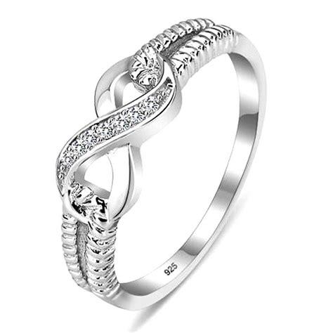 women ring silver jewelry designer brand rings for women