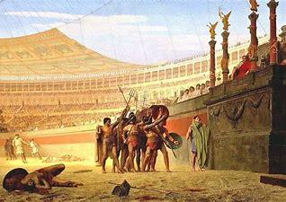 Image result for images gladiators te morituri salutant