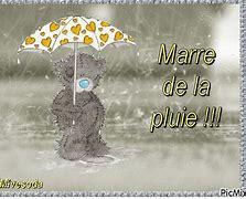 Résultat d'images pour gif animé marre de la pluie