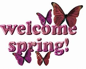 Image result for welcome spring animated gif