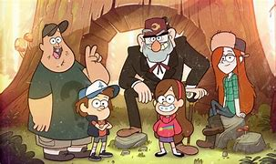 Image result for Gravity Falls All Characters