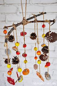 Image result for Crafts Wind Chimes to Make