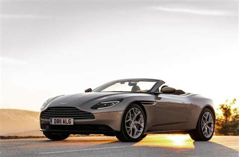 aston martin db volante review autocar