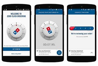 Image result for domino's app