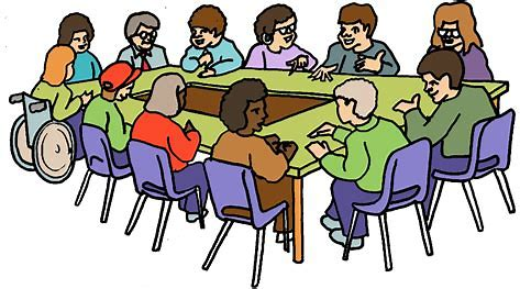 Image result for parent meeting clipart