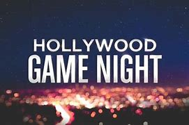Image result for hollywood game night logo