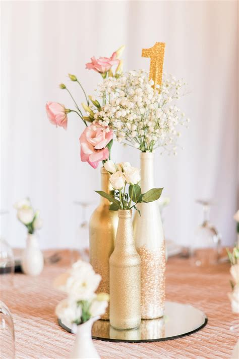 the smarter way to wed wedding reception centerpieces