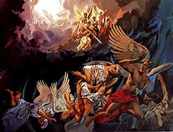Image result for war in heaven