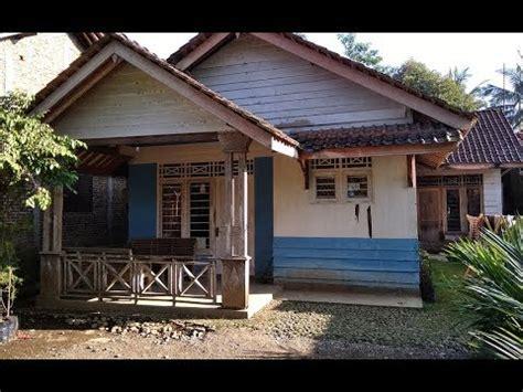 keren rumah semi permanen minimalis sederhana yang murah