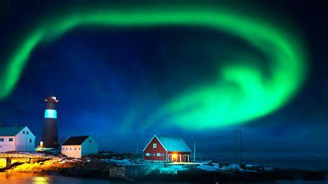northern lights bing wallpaper download