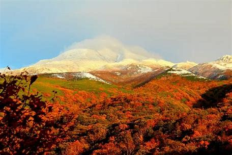 Image result for asahidake in autumn