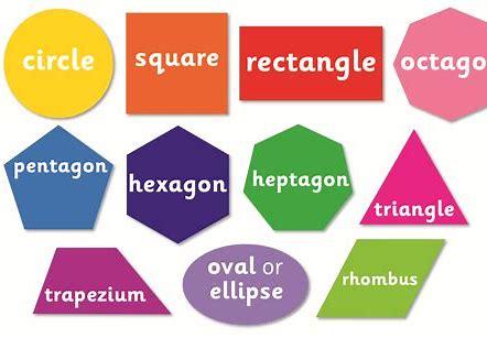 Image result for 2d shapes
