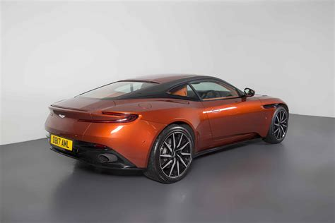 aston martin db launch edition the private collection