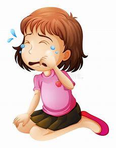 Résultat d'images pour dessin enfant en pleurs