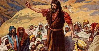 Image result for john the baptist in the bible