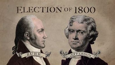 Image result for jefferson and burr