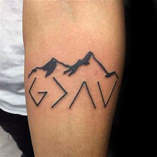 Image result for God Is Great Tattoo