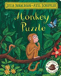 Image result for monkey puzzle