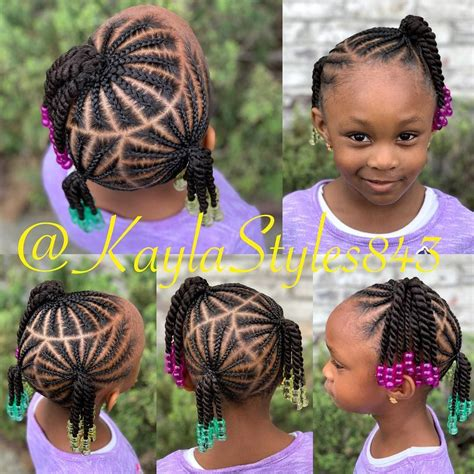 children s braids and beads dm me for booking information