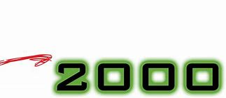 Resultado de imagem para 2000