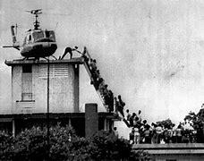 Image result for vietnames flee saigon embassy