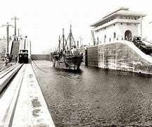 Image result for Panama Canal George Washington Goethals