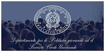 Risultato immagine per logo dipartimento delle politiche giovanili