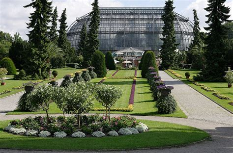best botanical garden in the world as tourist attractions