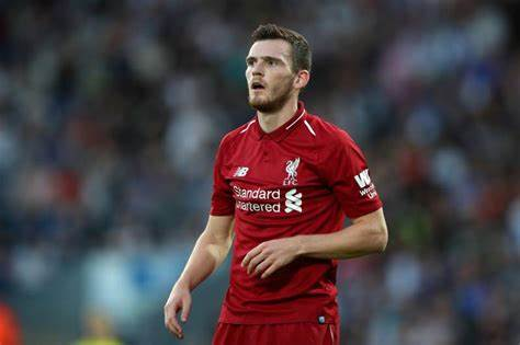 Robertson signs long-term contract with Liverpool