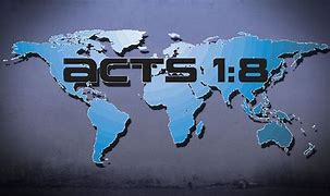 Image result for acts 1:8 mission day