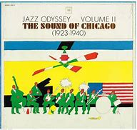 Image result for jazz odyssey chicago volume 2 columbia