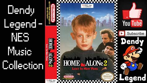 HOME ALONE LOST IN NEW YORK NES MUSIC SONG SOUNDTRACK