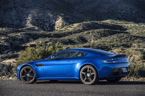 aston martin vantage gts is us only model carscoops