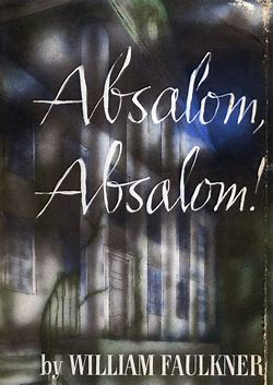 Image result for images cover absalom absalom