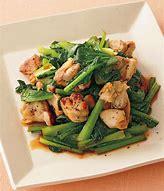 鶏肉 小松菜 レシピ 人気 に対する画像結果