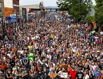 Image result for 75th Sturgis Bike Rally
