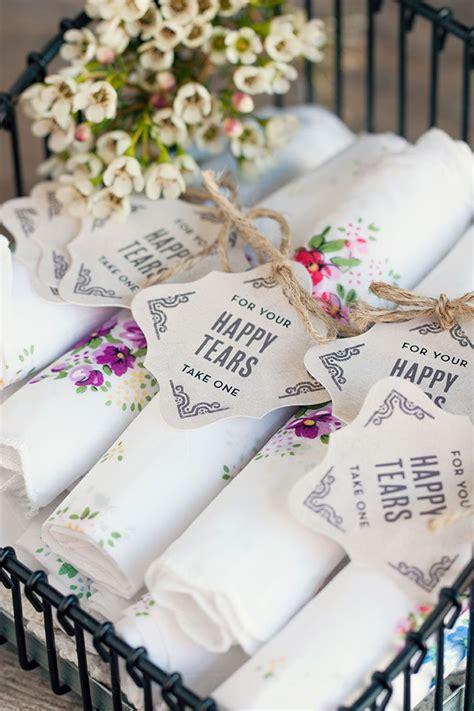 unique wedding favor ideas evermine weddings