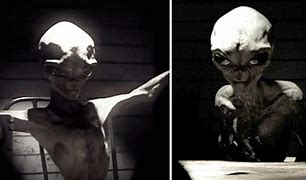 Image result for Project Blue Book Aliens