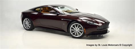 aston martin db launch edition coupe divine red