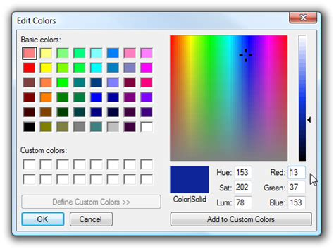 stupid geek tricks figure out html color codes from