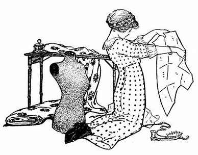 Image result for images of vintagesewing